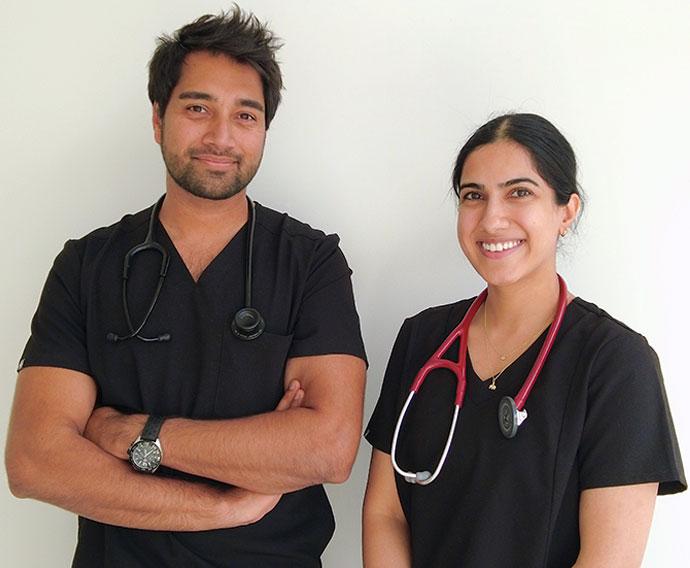 Dr. Bhangra & Dr. Sihota - Royal Vista Medical Clinic Calgary